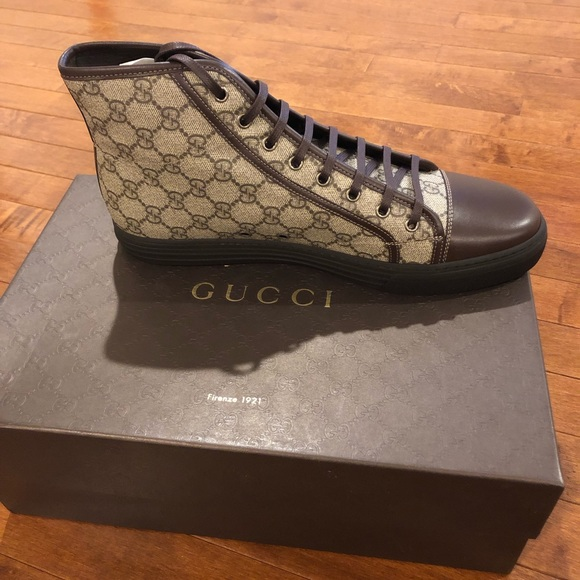 gucci tessuto gg supreme Shop Clothing